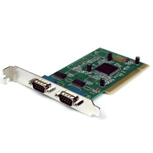 2 Port Serial PCI Controller Card
