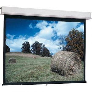 60'' x 60'' Manual Projection Screen
