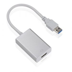 USB 3.0 to HDMI Adapter Cable Converter