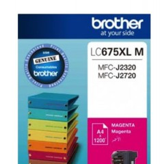 Brother LC-675XLM Ink Cartridge