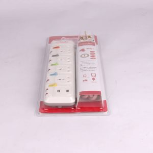 Officepoint 4 way Surge Protector