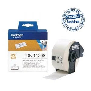 Brother DK-11208 Tape