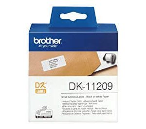 Brother DK-11209 Label Roll