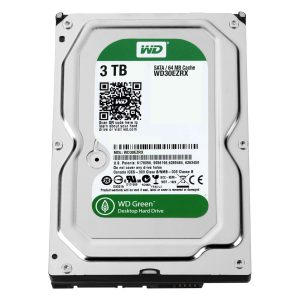 3TB WD Internal Desktop Hard Disk