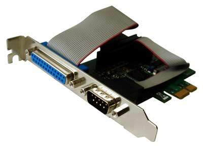 PCI Parallel Series Card