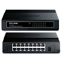 TP-Link SF-1016D 16 Port 10/100Mbps Desktop Switch