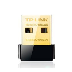 TP-Link N150 Wireless Nano USB Adapter (TL-WN725N)