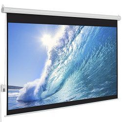 120 X 120 Electric Projection Screen
