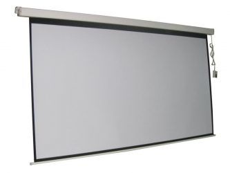 84 X 84 Electric Projection Screen