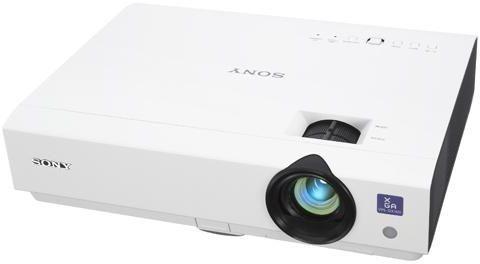 Sony Projector VPL-EX295; 3,800 lumens