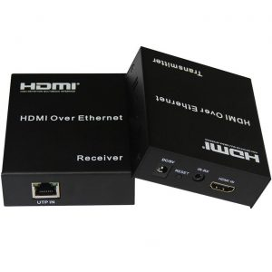 HDMI Over Ethernet