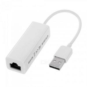 USB 2.0 to 10/100 Ethernet Network Adapter LAN