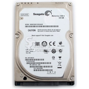 Seagate 320GB Laptop Hard Disk