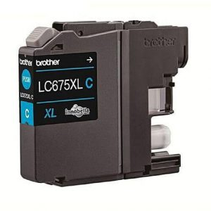 Brother LC-675XLC - Ink Cartridge