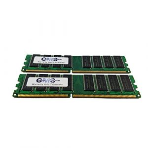 HP 4GB (2X2GB) PC2100 ECC RAM (300682-B21) G3 Series