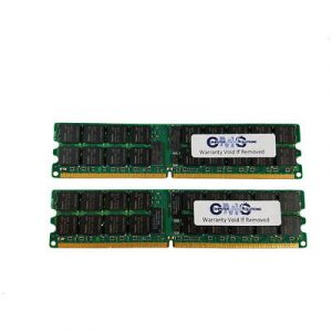 Hp 4GB (2X2GB) PC3200 ECC RAM (343057-B21) G4 Series