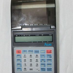 Aclas Etr Machine
