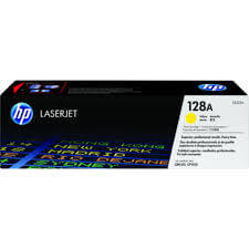 HP 128A Cartridge Yellow