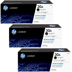 Hp 30A Black Laser-jet toner cartridge