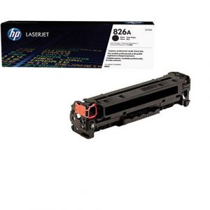 Hp 826A Black Laser-jet toner cartridge