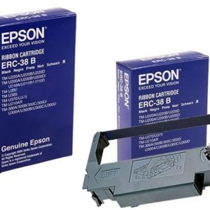 Epson ERC-38 ribbon cartridge
