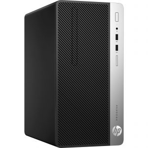 HP ProDesk 400 G4 Microtower Desktop