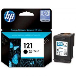 Hp 121 Black Ink Cartridge