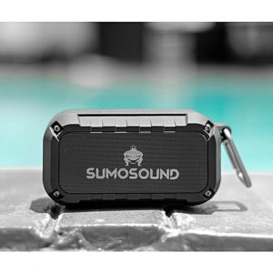 Sumo Go Wireless 15W Bluetooth Speaker