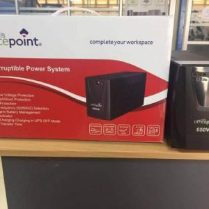 Office Point 650VA UPS