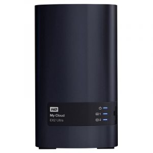 WD My Cloud EX2 Ultra 8TB