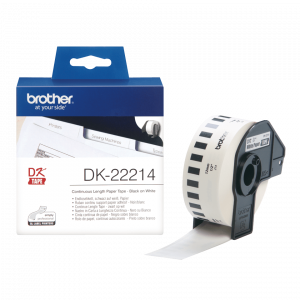 Brother DK-22214 Paper Label Roll