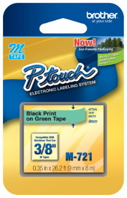 Brother M-721 Tape