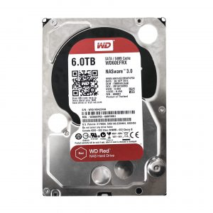 WD 6TB RED SATA NAS Hard Drive