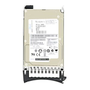 "IBM 300GB 10K RPM 2.5"" 6.0Gbps SAS Hard Drive"