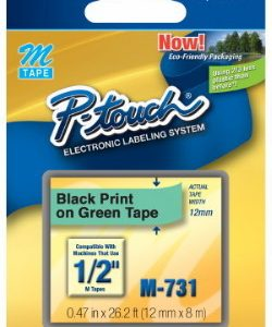 Brother M-731 Tape