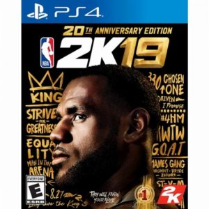 PS4 NBA 2K19 Anniversary Edition