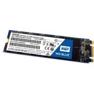 "Western Digital 250GB SSD III 6Gbs 2.5"" 7mm Hard Drive"