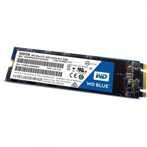 "Western Digital 500GB SSD III 6Gbs 2.5"" 7mm Hard Drive"