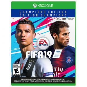 Xbox One FIFA 19 - Champions Edition