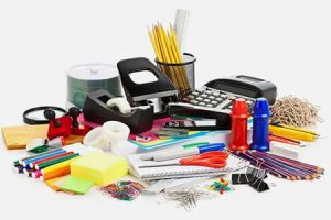 Office and stationary supplies
