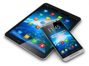 mobile phones and tablets on sale