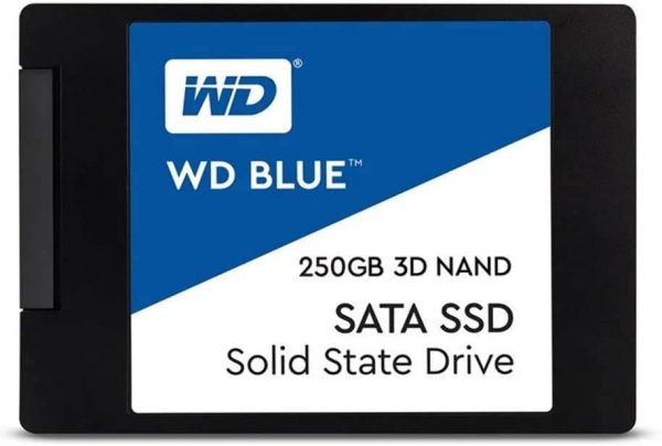 WD Blue 250GB SSD
