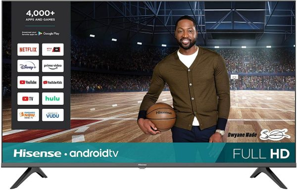Hisense-android 43 inch smart tv