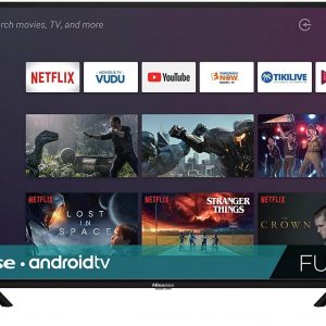 Hisense 40 inch android tv