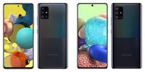 Samsung Galaxy A51 quality