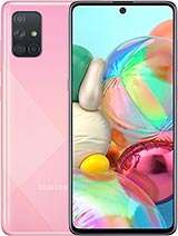 Samsung Galaxy A71 affordable
