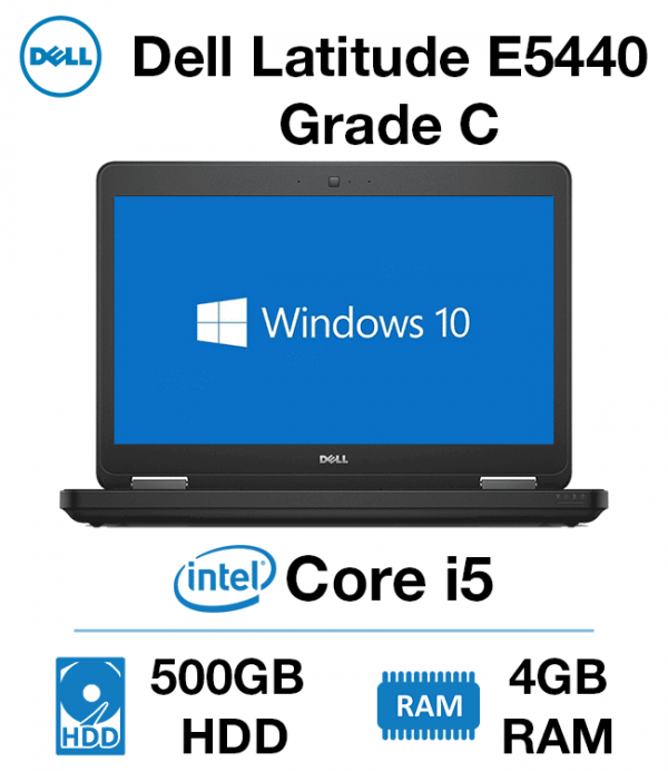dell-latitude-e5440-refurbished laptop 4gb 500gb i5