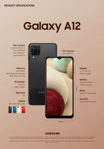 A12 Product Specifications