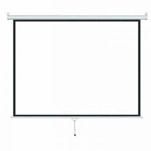"""84"""" X 84"""" Manual Projector Screen"""