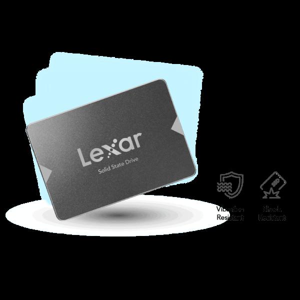 "LEXAR NS100 2.5"" SATA INTERNAL SSD 256GB KENYA PRICE"